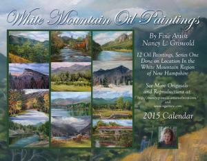 New Calendars of my Oil Painting and Art